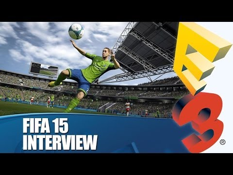 E3 Week: FIFA 15 on PS4 ? First Gameplay Details