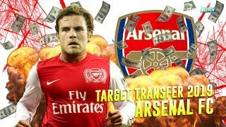 Video 7 Pemain Incaran Arsenal di Bursa Transfer Januari 2019 - Rumor Transfer MP3, 3GP, MP4, WEBM, AVI, FLV November 2018