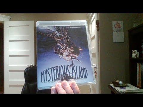 Mysterious Island Blu Ray twilight Time
