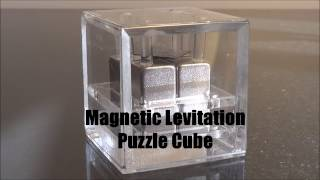 This is a product that did not make it due to cost to manufacture.By AVA Magnetic Levitation AUShttp://www.ava-magneticlevitation.com/I have had this one laying around for over 7 years so now its time for a little Show and Tell about so anyone that likes puzzles and magnetic levitation can have a look and enjoy what might have been. But I did and have many other and also custom products that did please take a look. Adam VA of AVA Magnetic levitation AUS