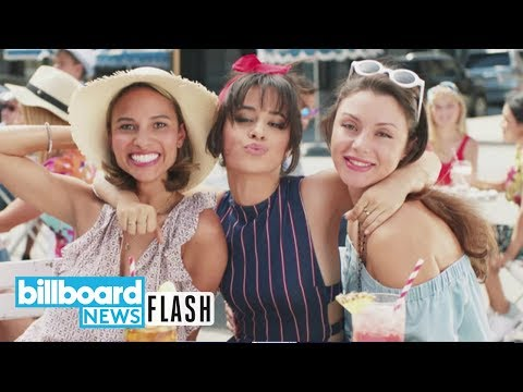 Camila Cabello Stars In Skechers Commercials in Both English & Spanish | Billboard News Flash