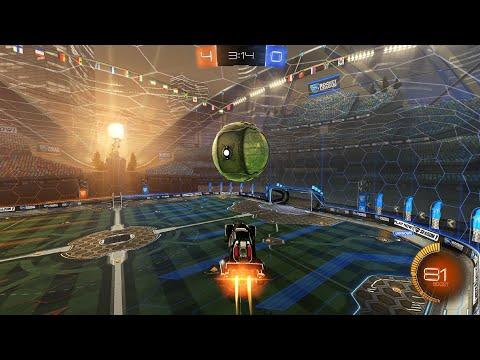Rocket League Highlights - 46