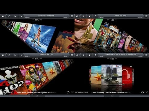 Video of Theme Pack 7 - iSense Music