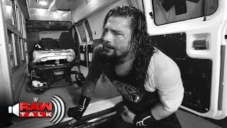Nonton Roman Reigns Is Assaulted Backstage By Braun Strowman  Raw Talk  April 30  2017  Wwe Network  Film Subtitle Indonesia Streaming Movie Download
