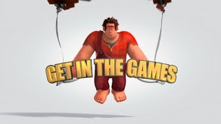 Wreck-It Ralph - &quot;Wrestling&quot; TV Spot