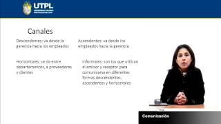 UTPL COMUNICACIÓN [(ÁREA ADMINISTRATIVA)(ADMINISTRACIÓN I)]