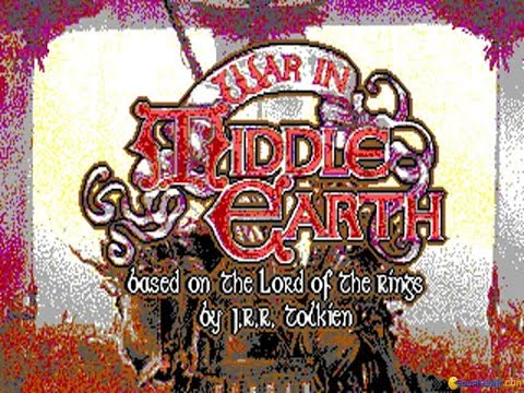 War in Middle Earth Amiga