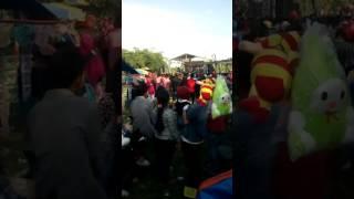 (tawuran)New Pallapa Terbaru live IPD - Gita Cinta_ gerry mahesa feat anisa rahma 6 juli 2017