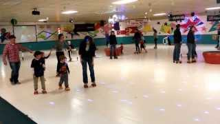 Grove City (OH) United States  City pictures : Rubys birthday party chicken dance Skate America Grove City OH