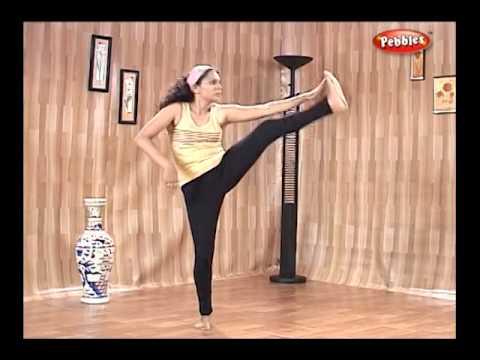 09 Yoga For High BP & Heart | Body Management | Legs Exercises