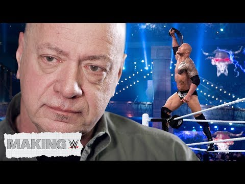 The secrets of WWE's WrestleMania rings: Making WWE