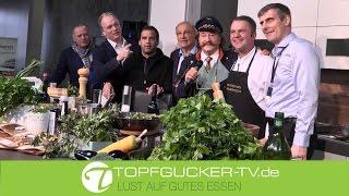Fußball-Legenden und kulinarische Moderne auf der Kulinaria & Vinum Messe in Dresden
