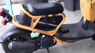 10. 317)-  PROJECT Honda  RUCKUS - HOW TO= Engine COMPLETE REBUILD