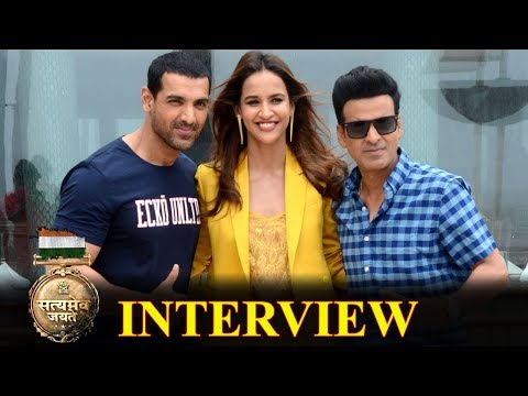 John Abraham, Manoj Bajpayee And Aisha Sharma At �