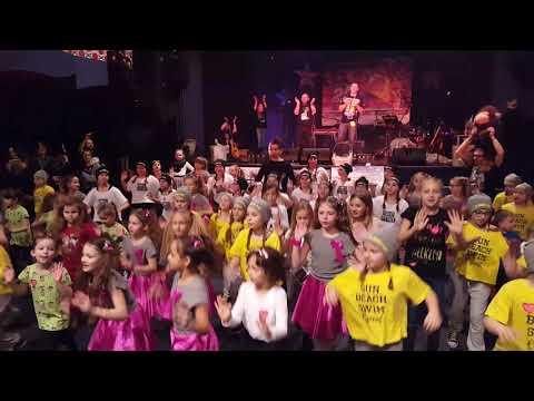 Wideo1: Roztańczony final WOŚP 2018 w Gostyniu