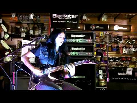 Gus G Blackstar Clinic @ Sam Ash LI 8/7/2012
