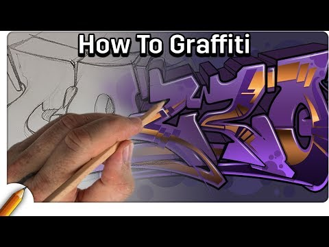 Custom Graffiti on Commission