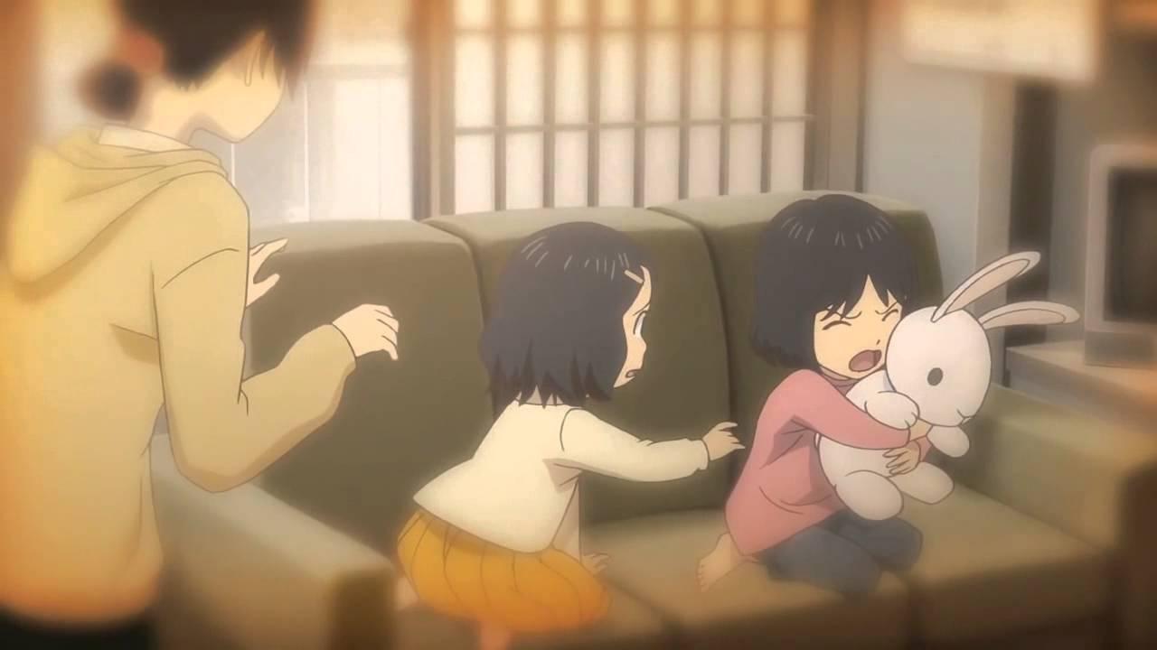 Beautiful 2D japanese animation short film