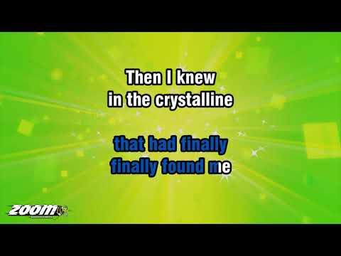 Fleetwood Mac - Crystal - Karaoke Version from Zoom Karaoke