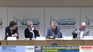 Q&A - Panel I: Historical Backdrop: From the Cold War to the Post-Cold War