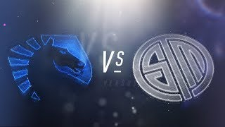 Video TL vs TSM - NA LCS Week 1 Day 1 Match Highlights (Spring 2018) MP3, 3GP, MP4, WEBM, AVI, FLV Agustus 2018