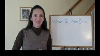 Past Perfect and Past Perfect Progressive, Verb Tenses in English Lesson 6, Part 2
