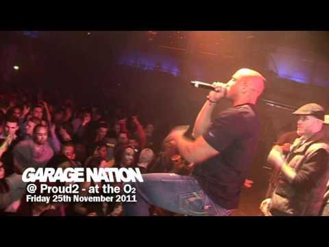DJ EZ Garage Nation Set at Proud2 – How to Rave