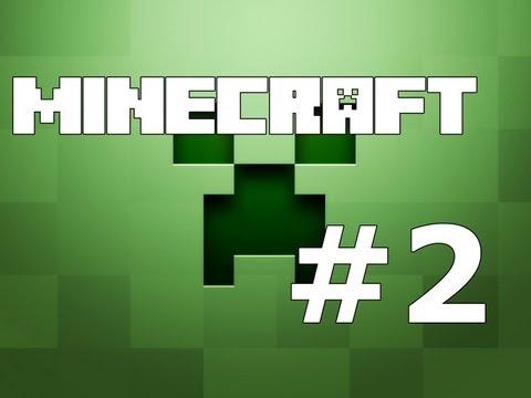 Minecraft - Gramy Hardcorowo #2 - Cztery kąty