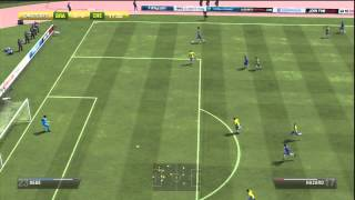 FIFA 13 Tutorial: 4-1-2-1-2 Formation Guide