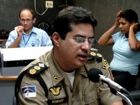 Cel. Rosendo - Prisão de suspeitos em Afogados e episódio em Ingazeira