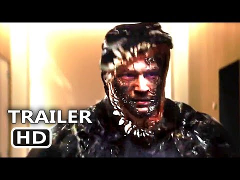 VENOM Official International Trailer (NEW 2018) Tom Hardy Superhero Movie HD