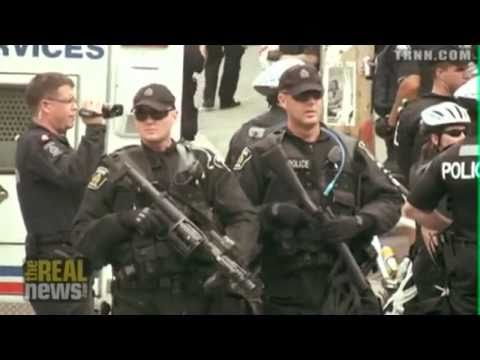 Under Occupation: Toronto G20 Operation (2010) - documents the brutality, rights violations, and subsequent immunity of the policy at protests