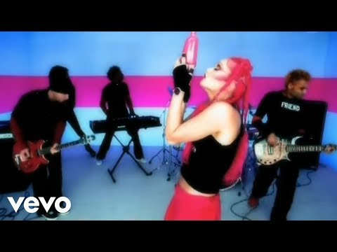 Throwback Video: NO DOUBT - Ex-Girlfriend