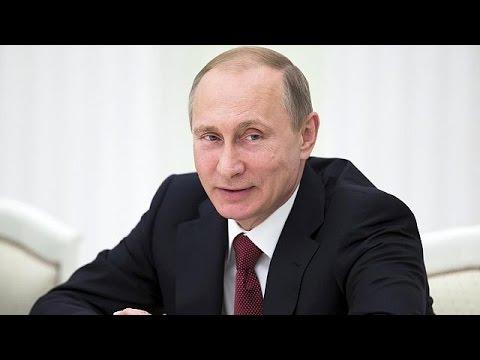 Β.Πούτιν: «Η Δύση δεν έχει λόγο να φοβάται τη Ρωσία»
