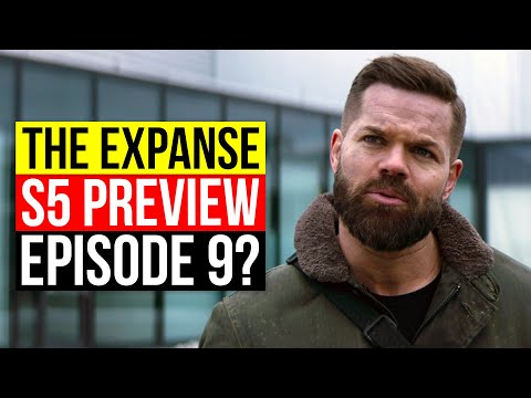 The Expanse Season 5 Episode 9 Preview Discussion | No Spoilers