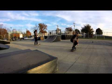 This Is Livin' Pt. 4 - Greensburg Skatepark - SNEAK PEEK TEASER