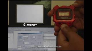 EZ Series vs. C-More speed test