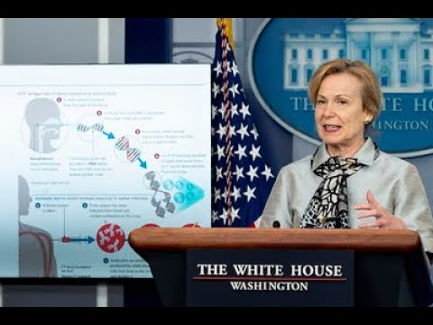 April 17, 2020 | Members of the Coronavirus Task Force Hold a Press Briefing
