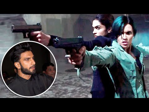 Ranveer Singh AVOIDS Reacting On Deepika's XXX Ret