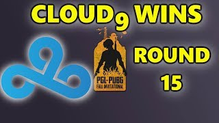 PUBG - CLOUD9 WINS PGL-PUBG Fall Invitational 2018 - ROUND 15