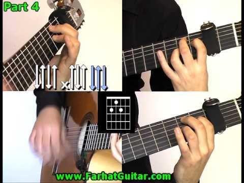Bamboleo - Gipsy Kings Guitar Cover  Part  9 Full Song  www.FarhatGuitar.com