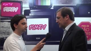 FSM TV: 2 Dedos de Conversa com o Primeiro Ministro