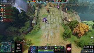 Vega vs Spirit, DreamLeague Season 7, game 2 [Jam]