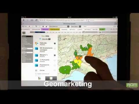 QlikView: Analisi delle Vendite integrata con GeoQlik