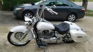 8. Custom 05 VTX 1300S!!!