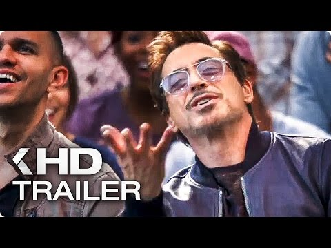 "SPIDER-MAN: Homecoming ""Tony Stark's Party"" Extended Cut Trailer (2017)"