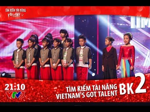 Vietnam's Got Talent 2016 BÁN KẾT 2 - TẬP 10 Full (19/03/2016)
