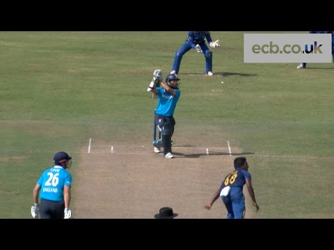Clear deflection off Prasanna Jayawardene not given vs Pakistan (Umpiring error)