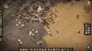 Don't Starve Together, Dragonfly Kiting Practice, etc.