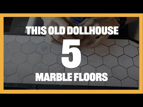 This Old Dollhouse  - Episode 5 - Bathroom Floor